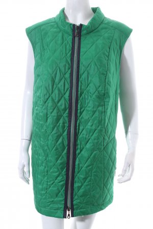 Verpass Quilted Gilet green athletic style