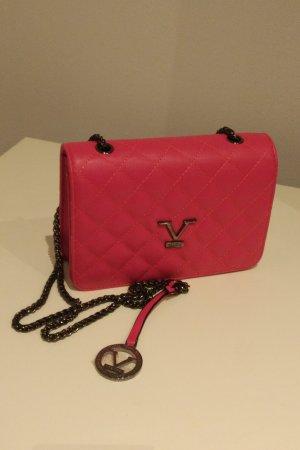 Versace Shoulder Bag multicolored imitation leather