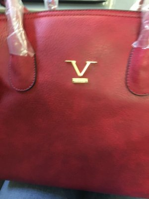 Versace Collection Mobile Phone Case dark red