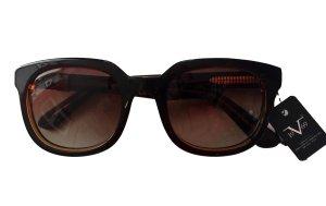 Versace Gafas marrón oscuro-marrón Material sintético