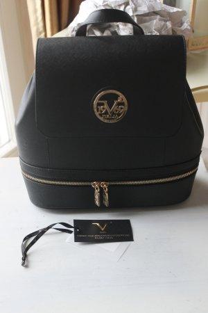 Versace 1969  Rücksack Tasche schwarz Neu