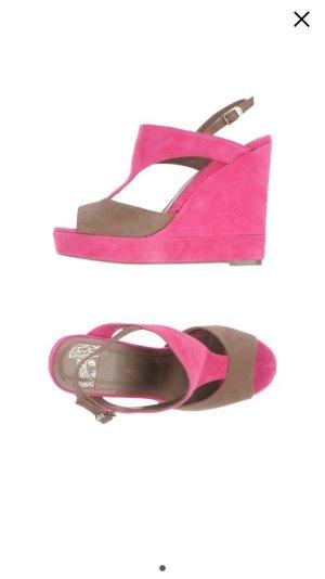 Versace  ❤️ 38 neu  braun pink 190€//  Sommer Frühjahr neu