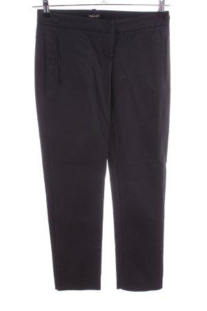 Versace Suit Trouser black casual look