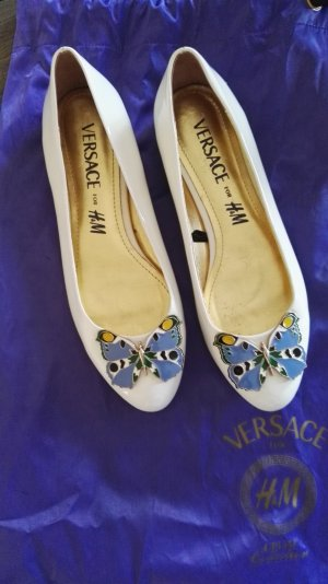 Versace ballerinas. Cruise colletion H&M