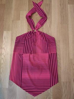 Versace Capo da spiaggia rosso mora-rosa