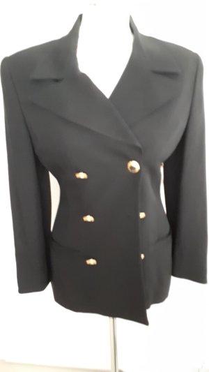 Versace Jeans Couture Smokingblazer zwart