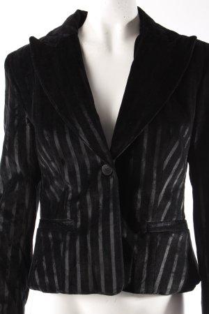 Versace Blazer samtige Oberfläche