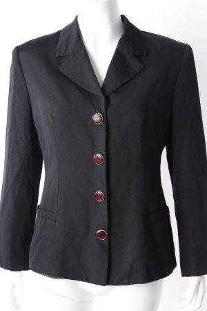 Versace Blazer schwarz