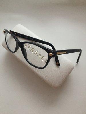 Versace Brille inkl. Gläser und Etui
