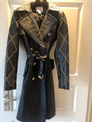 Versace for H&M Leather Coat multicolored