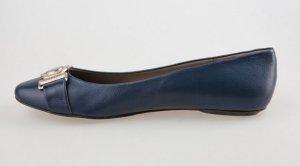 Versace Collection Ballerinas Blau