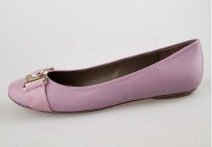 Versace Collection Ballerinas lila