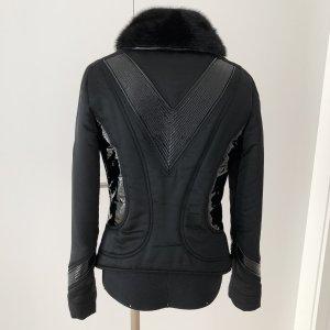 Versace-Cotoure Outdoor Jacke mit Seidenanteil