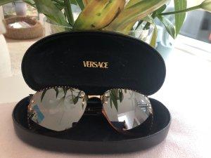 Versace Cotoure Retro Brille in Bronze