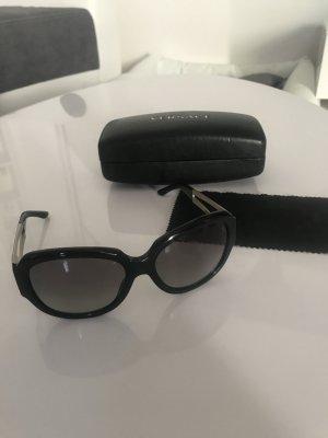 Versace Damen Sonnenbrille Schwarz Gold 4304