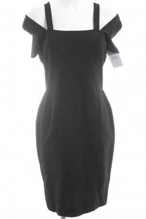 Versace Etuikleid schwarz Elegant