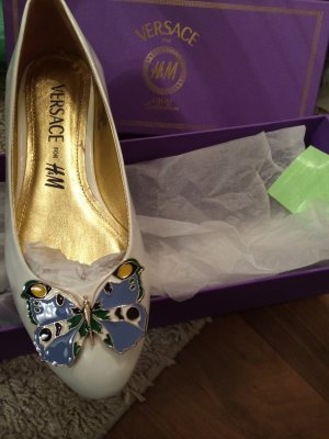 Versace for H&M Ballerinas