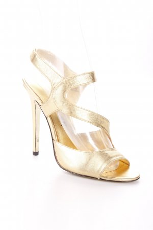 Versace for H&M High Heels goldfarben