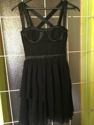 Versace for h&m little black dress