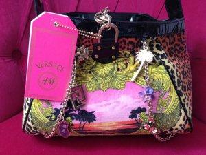 Versace Carry Bag multicolored velvet