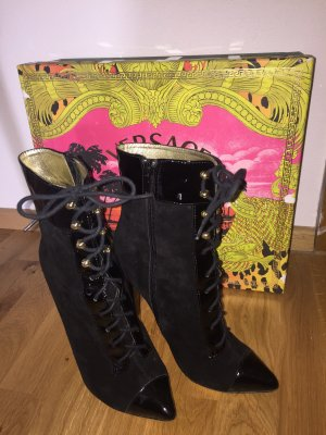 Versace for H&M Stiefeletten Black Sexy Top Blogger Instyle