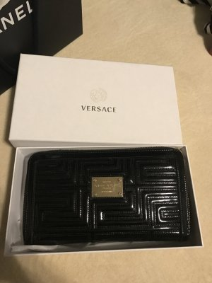 Versace Geldbörese aus Lackleder