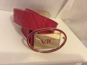 Versace Gürtel org Rot