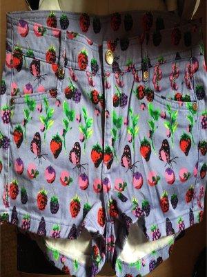 Versace H&M Collection Shorts Gr. 38 Neu Jeans