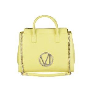 Versace Handtasche Gelb Gold Neu