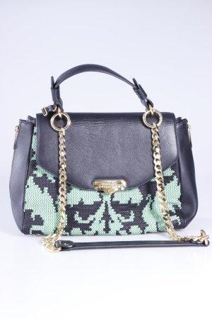 Versace Handtasche Golden Chain Nero+Menta Webmuster