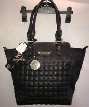 Versace Handtasche in Farbe Schwarz Neu