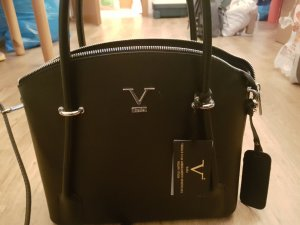 Versace Collection Borsetta nero