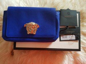 Versace Borsetta blu Pelle