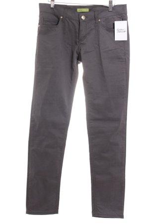 Versace Pantalone grigio stile casual