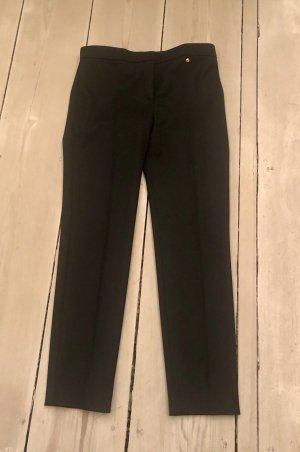 Versace Pantalone di lana nero