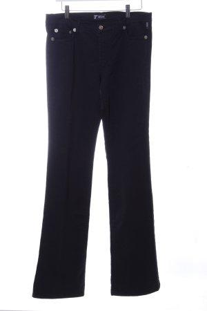 Versace Jeans vita bassa nero stile casual