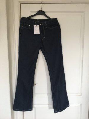 Versace Jeans blu Cotone