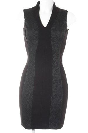 Versace Jeans Bleistiftkleid schwarz Elegant