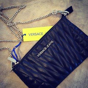 Versace Jeans Clutch Abend Tasche Party Tasche