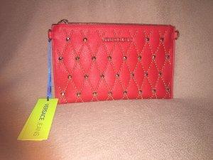 Versace Jeans Bolso de mano rojo