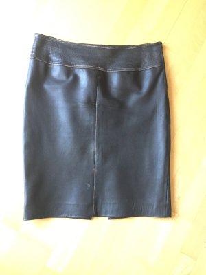 Versace Jeans Conture Leder Rock Größe 44/M