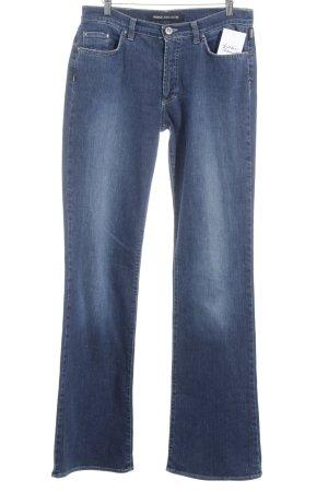 Versace Jeans Couture Jeans bootcut bleu foncé style mode des rues