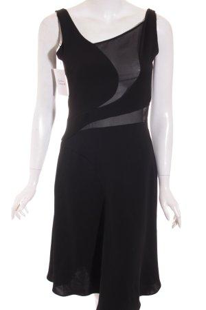 Versace Jeans Couture Cocktailkleid schwarz Elegant
