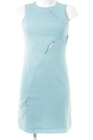 Versace Jeans Couture Etuikleid türkis Elegant
