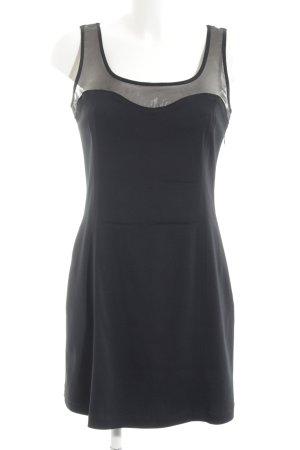 Versace Jeans Couture Minikleid schwarz Elegant
