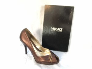 Versace Jeans Couture Peep-Toes in 41