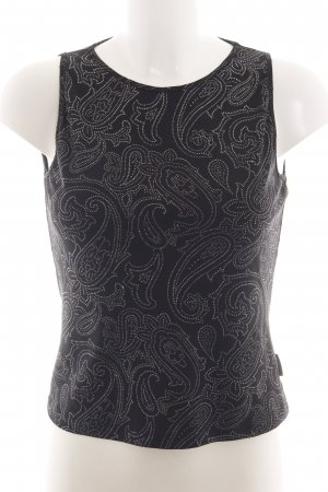 Versace Jeans Couture Tank Top black business style