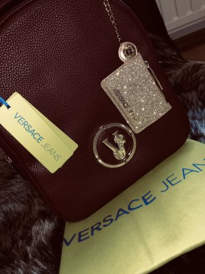 Versace Jeans Backpack Trolley bordeaux