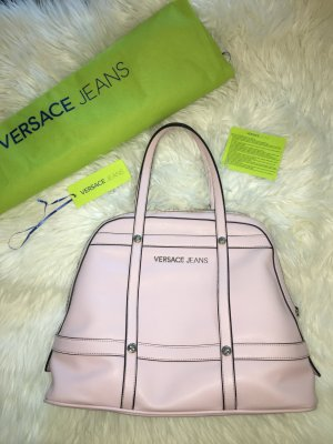Versace Jeans Henkeltasche Flieder Rosa Silber