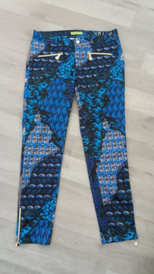 Versace Jeans Trousers multicolored polyester